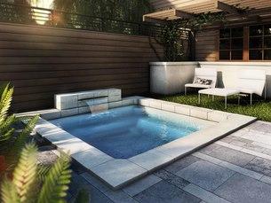 3 raisons de préférer un spa à une piscine