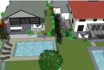 Pourquoi faire appel à un paysagiste pour son projet piscine ?